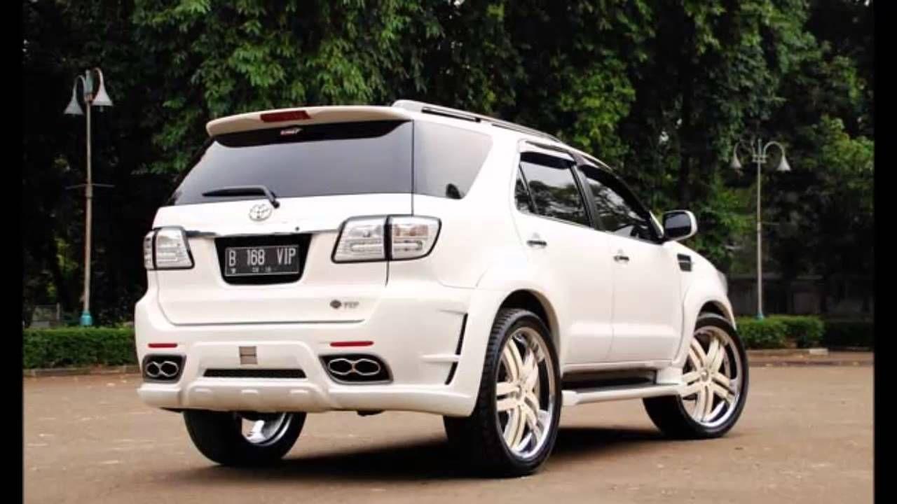 Mobil Fortuner Full Modifikasi Di 2020 Modifikasi Mobil Mobil Konsep Mobil