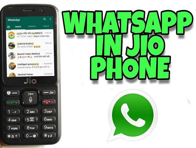 10 Easy Steps to Download & Install Whatsapp in JioPhone
