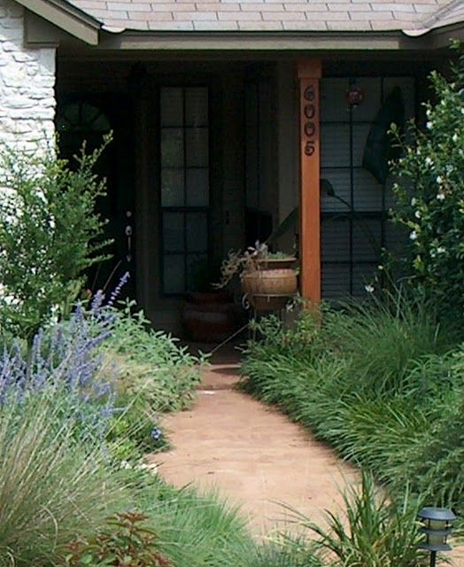 Hill Country Homebody Landscape Design Native Plant Landscape Lawn And Garden