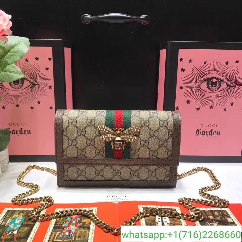 Gucci Queen Margaret Gg Mini Bag 476079 Gucci Mini Bag Chanel