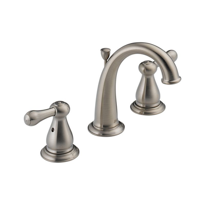 Kitchen With Images Widespread Bathroom Faucet High Arc