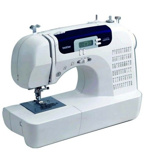 Brother CS6000i Computerized Sewing Machine (With images ...
