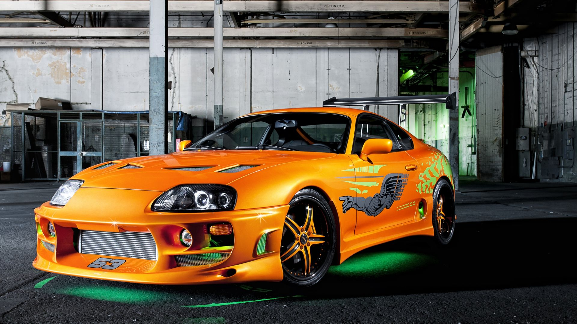 Toyota Supra Wallpaper Hd Toyota Supra Ft Hd Wallpaper Samochody Motocykle