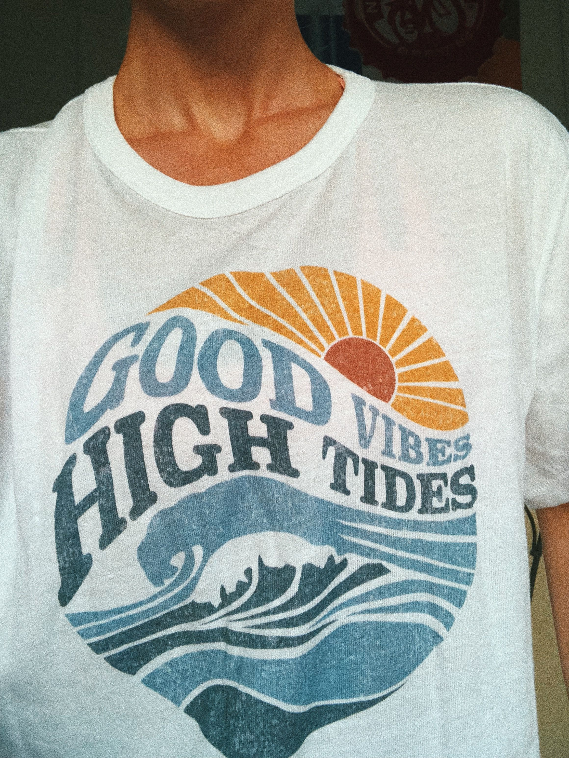 ae2575d3e7f0 High Tides Tee in 2019