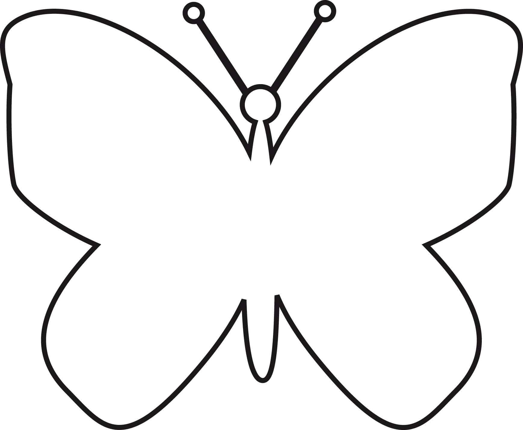 Pin Van Tabitha Wiebe Op Spring Time Activities Kleurplaten Vlinders Hart Sjabloon