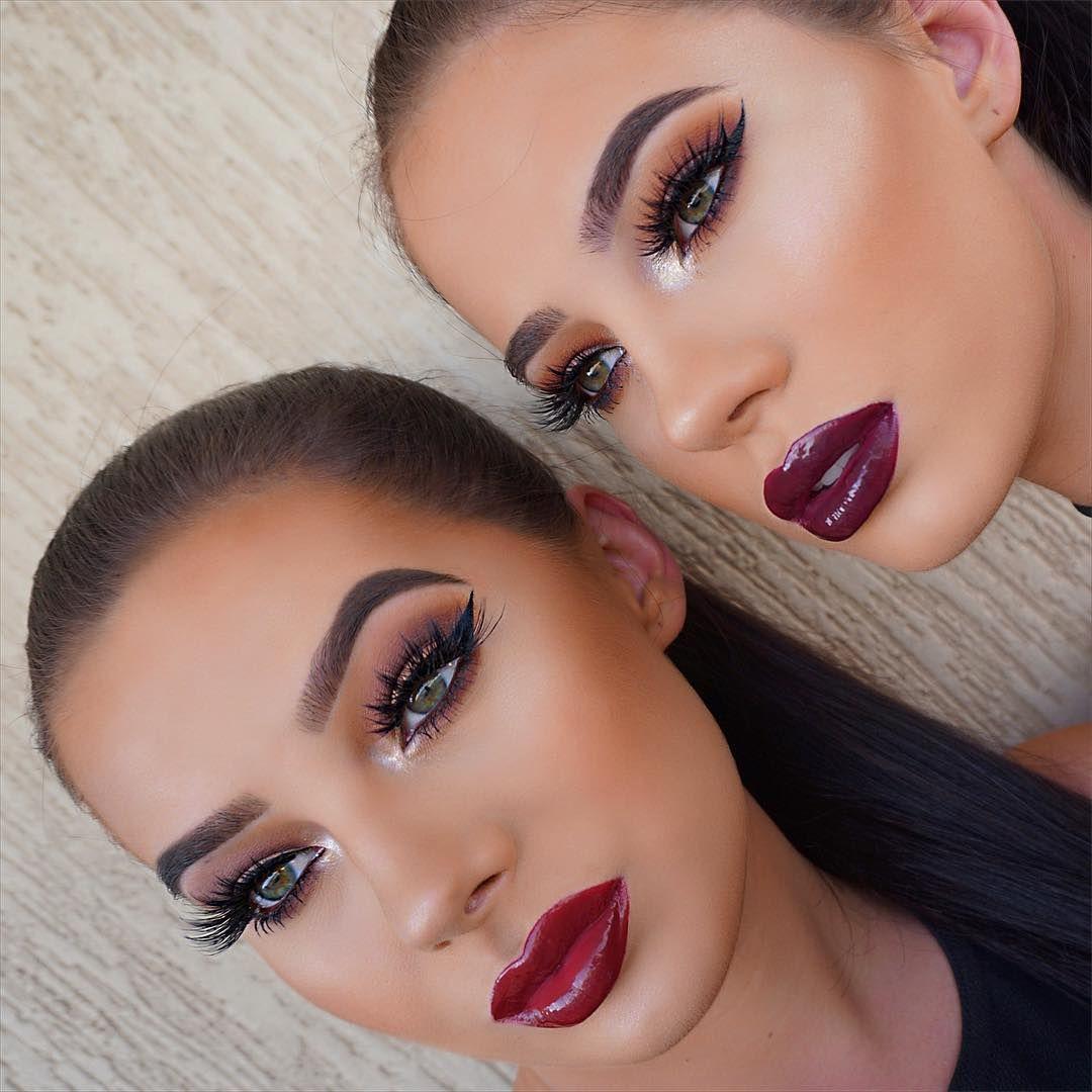 Marlen Laura badura, Flawless makeup, Eye makeup