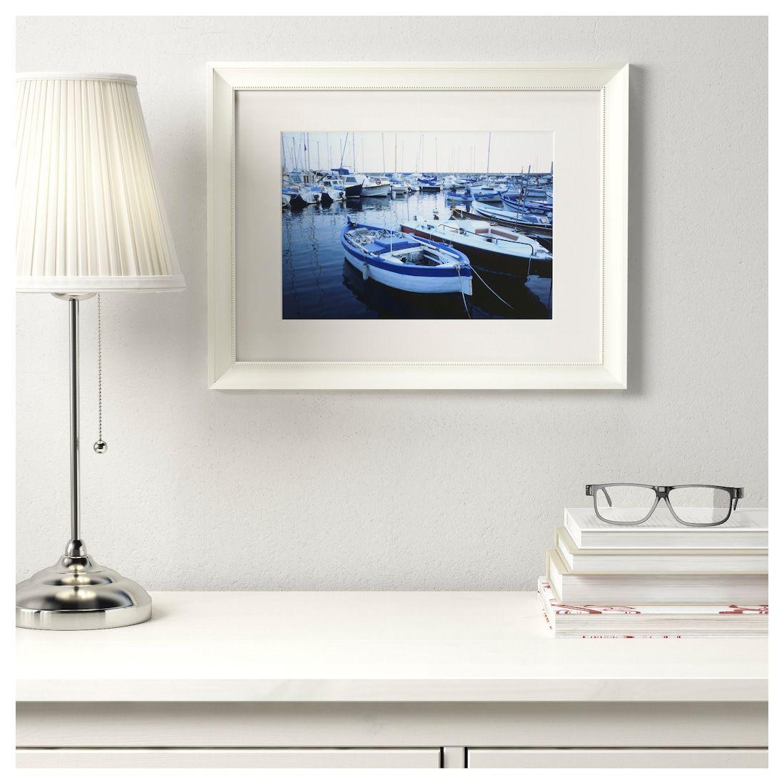"""SÖNDRUM Frame white 12x16 """" Diy picture frames, Frames"""