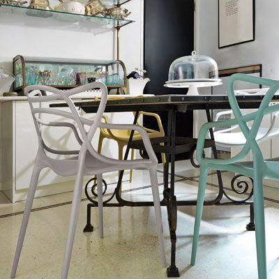 sillas de cocina originales | Chaise | Pinterest | Sillas de cocina ...