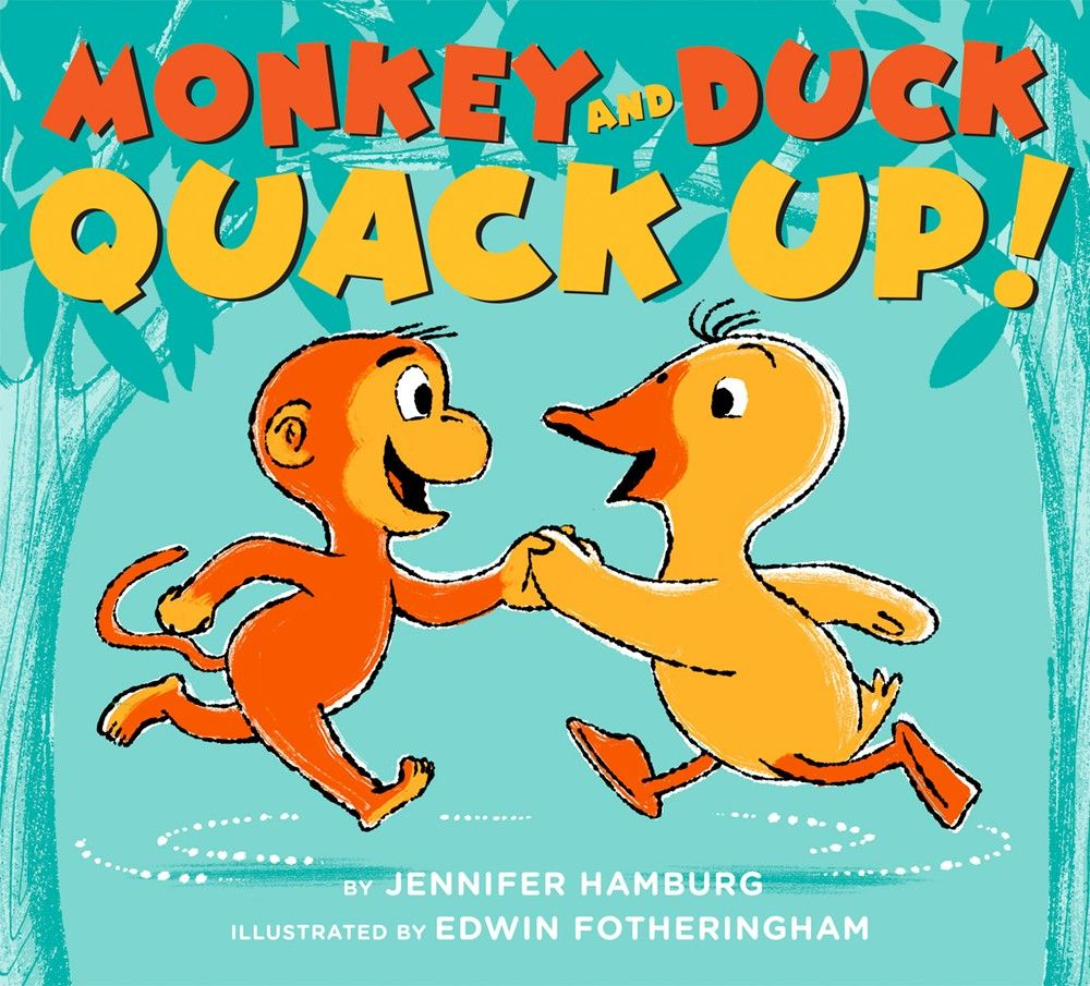 This Funny Friendship Story Has It All! MONKEY AND DUCK QUACK UP! by