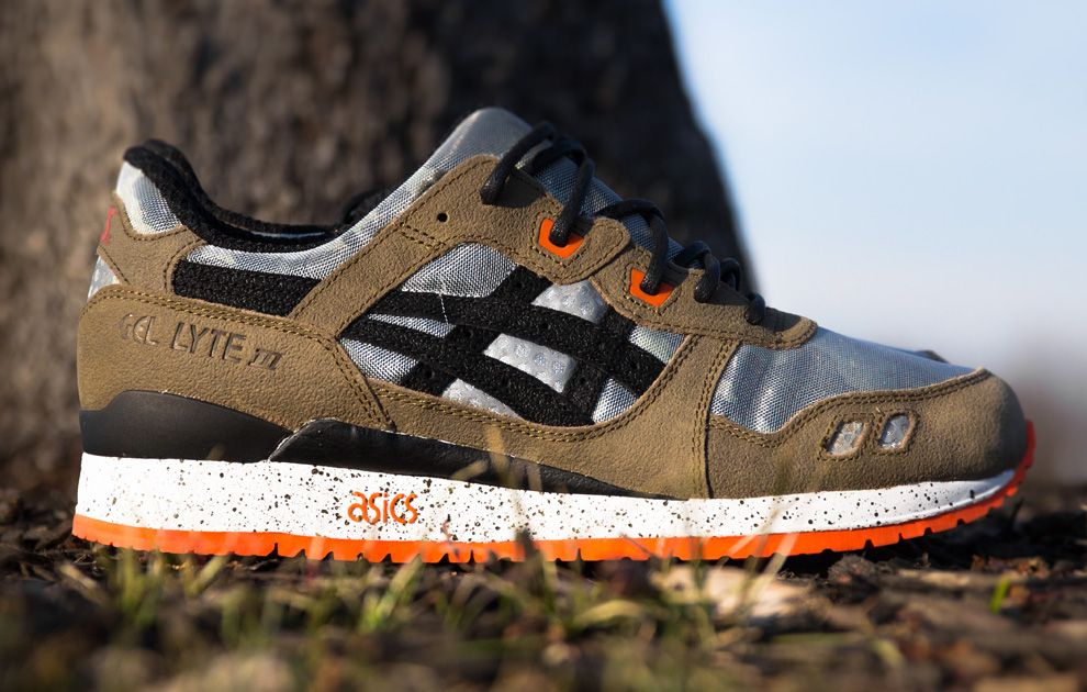 """new arrival f22dd 4624c BAIT x Asics Gel Lyte III """"Guardian†(Detailed Pictures ..."""