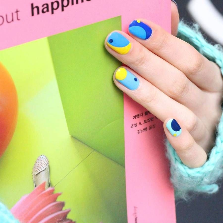 The Korean nail art looks we've totally fallen for #koreannailart