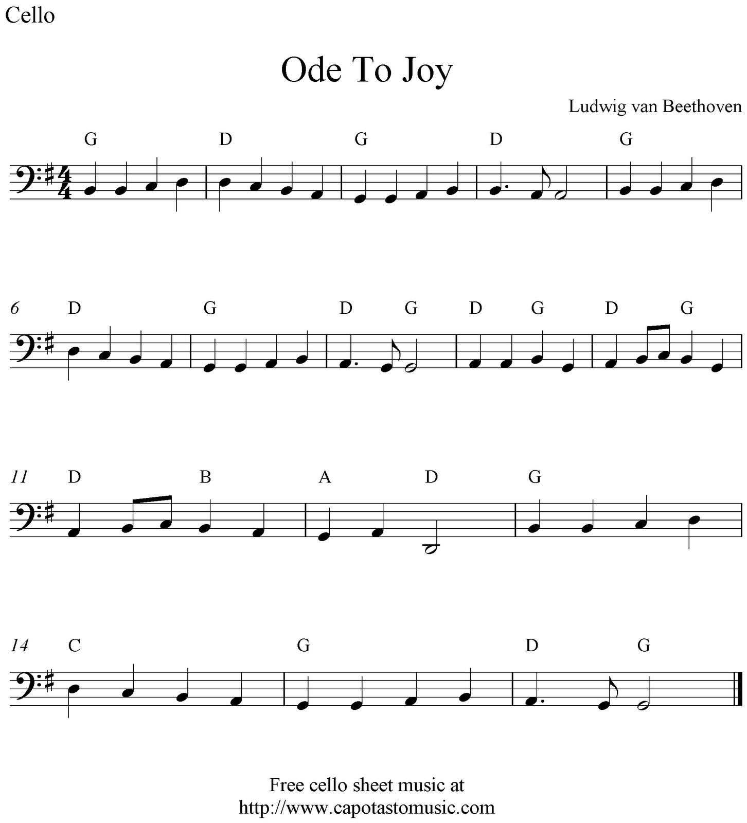 Christmas Canon Lyrics Sheet Music: Pin By Marilyn Duvoisin On Violoncelle