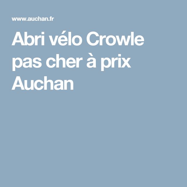 Abri Velo Auchan Idees