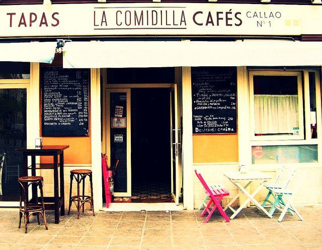No 4 Somewhere In Poland Izabela Diana Tapas Comida Café
