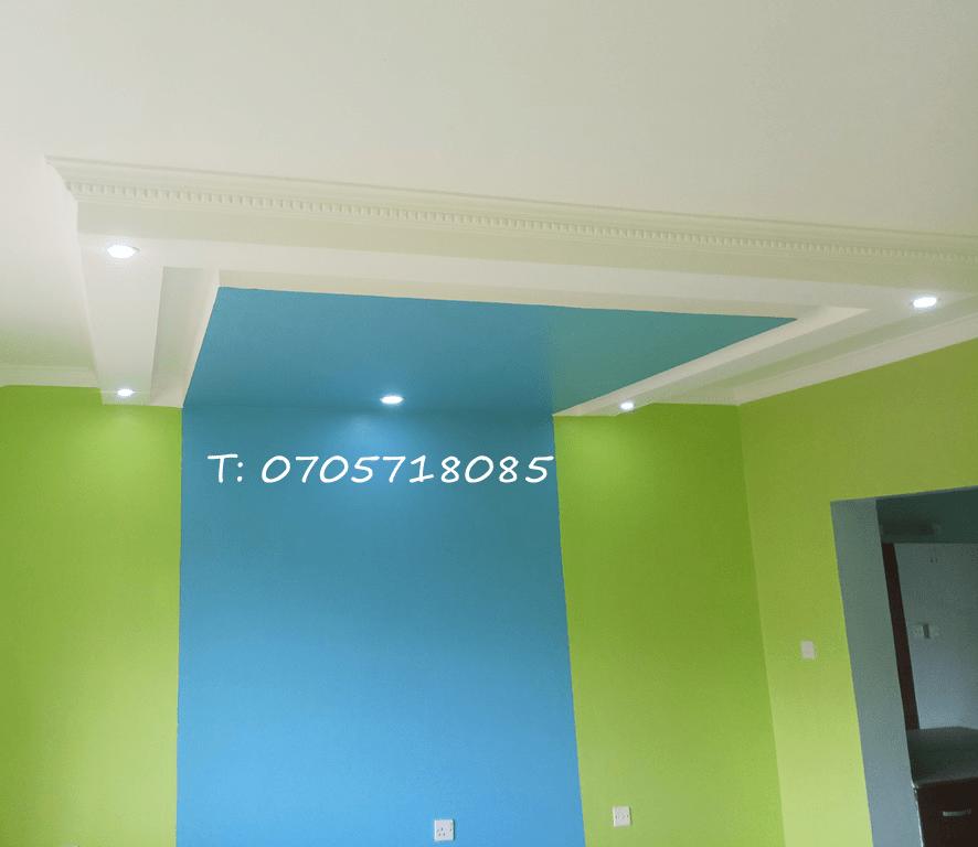 Cost of Gypsum Ceiling in Kenya in 2020 | Gypsum ceiling ...