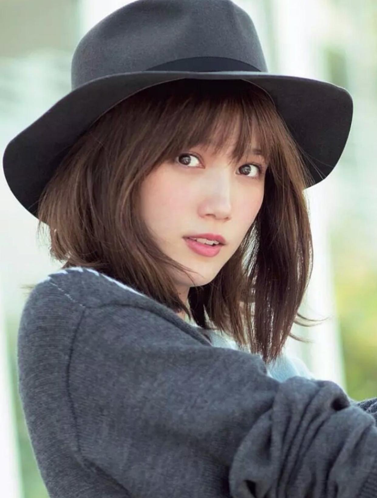 Tsubasa Honda カワイイ髪型 ジャパニーズビューティー 本田翼