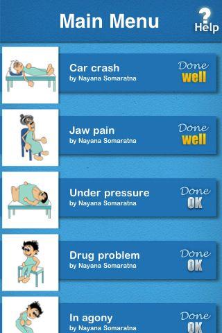 Prognosis: A clinical case simulation game | Nursing Student