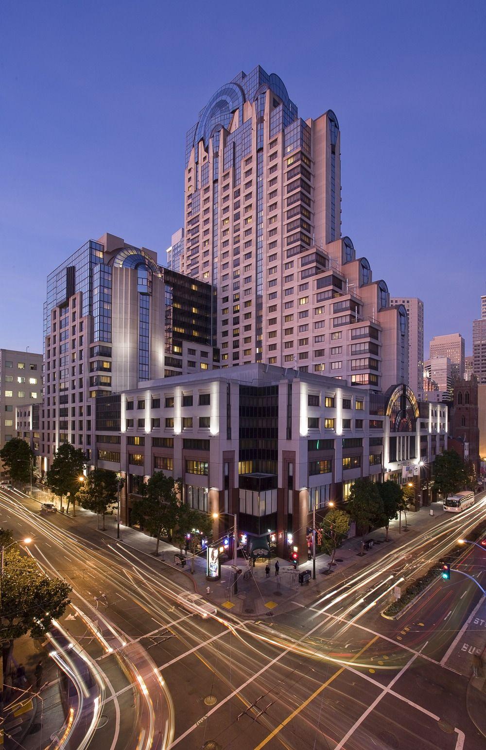 Hotels Near At And T Park San Fran
