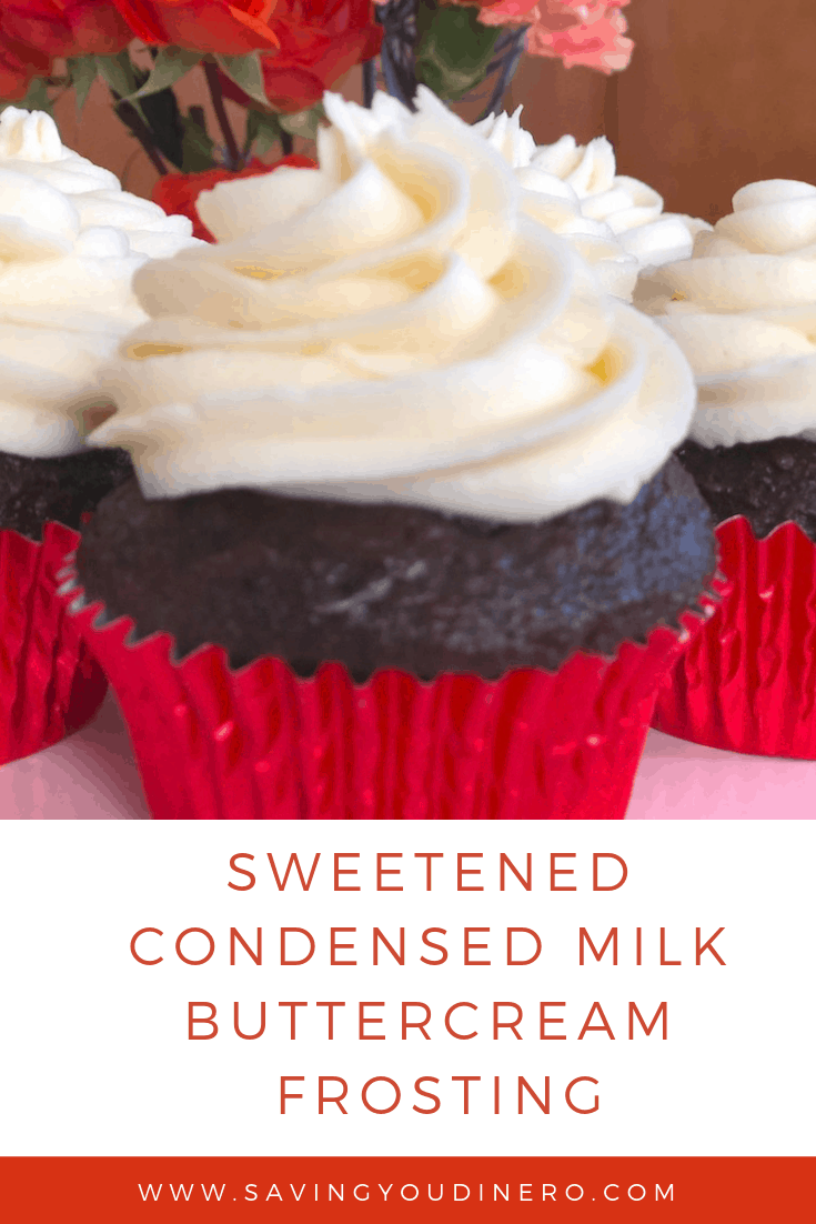Sweetened Condensed Milk Buttercream Frosting Recipe Recipe Frosting Recipes Easy Frosting Recipes Homemade Frosting