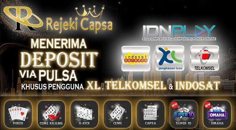 Rejeki Capsa Poker Pulsa Indosat Poker Kartu Aplikasi