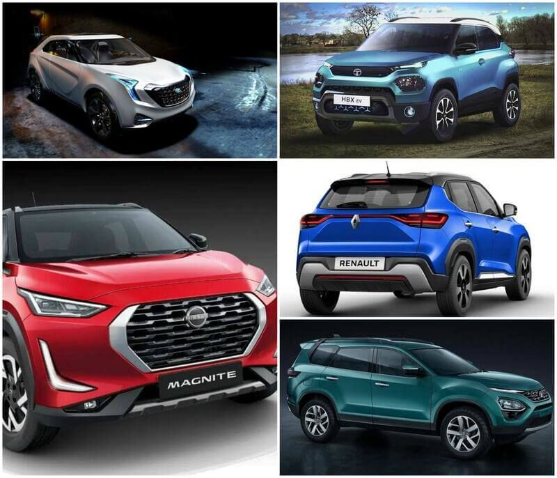 Best 5 Low Budget Cars To Be Launched In 2021 Car Budget Suv Cars Upcoming Cars