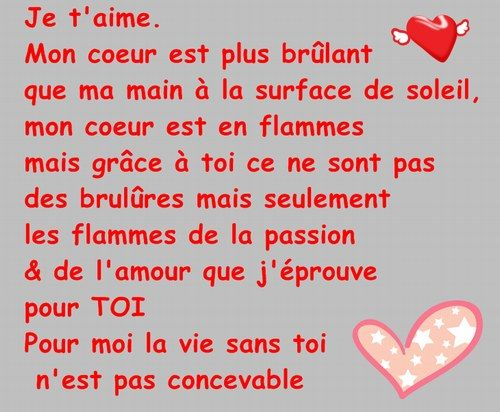 Alvcjjx Th690euml8hxdcf 668 Jpg 500 412 Poeme D Amour Message Amour Phrase Amour