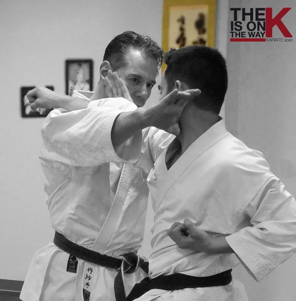 Karate: golpes circulares, uchi waza 6417d8292e079da6332620647e69edf4