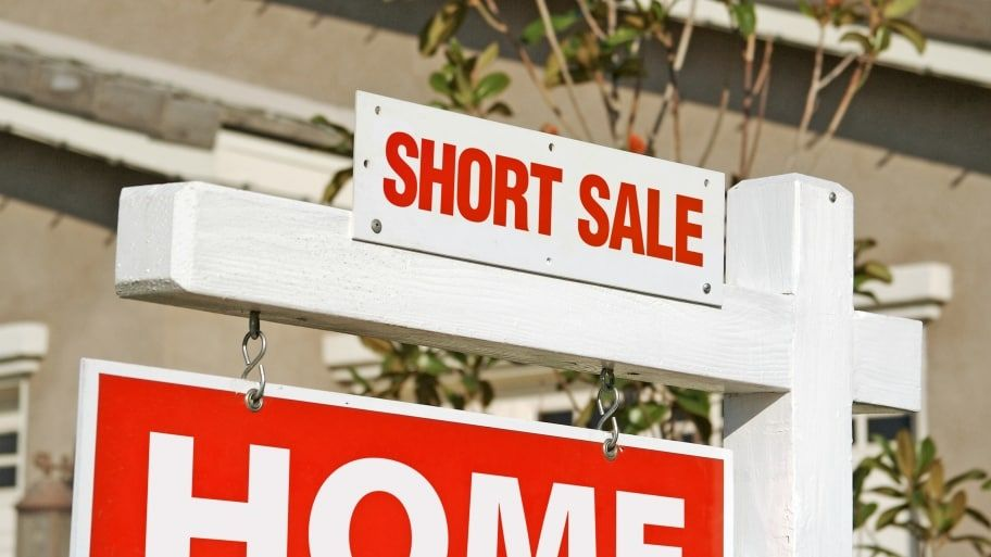 what are the steps to buying a short sale home