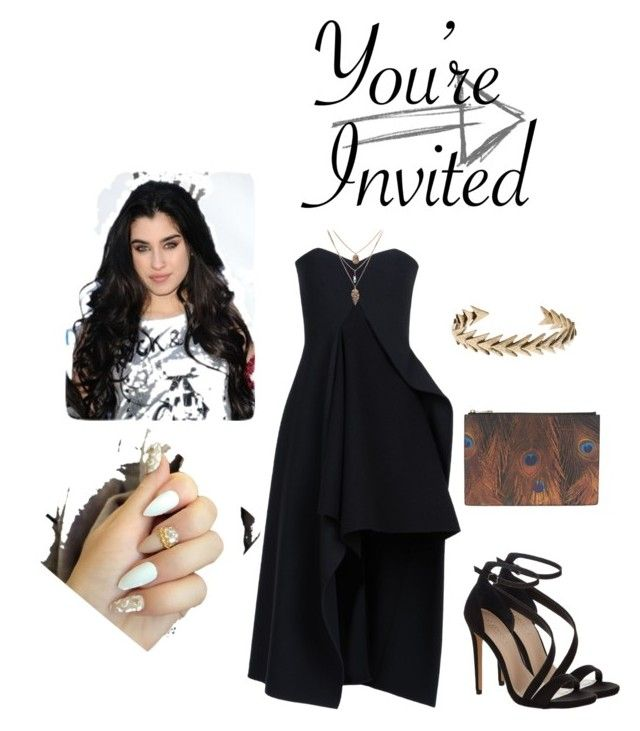 """You're invited : Celebrity Wedding"" by shafirapramesi ❤ liked on Polyvore featuring moda, Carvela Kurt Geiger, STELLA McCARTNEY, Givenchy, Lucky Brand i likeforlike"