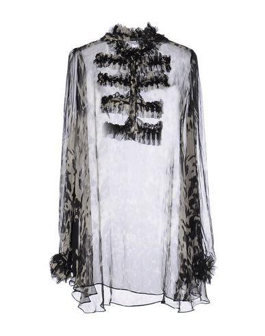 ALEXANDER MCQUEEN Blouse. #alexandermcqueen #cloth #dress #top #skirt #pant #coat #jacket #jecket #beachwear #