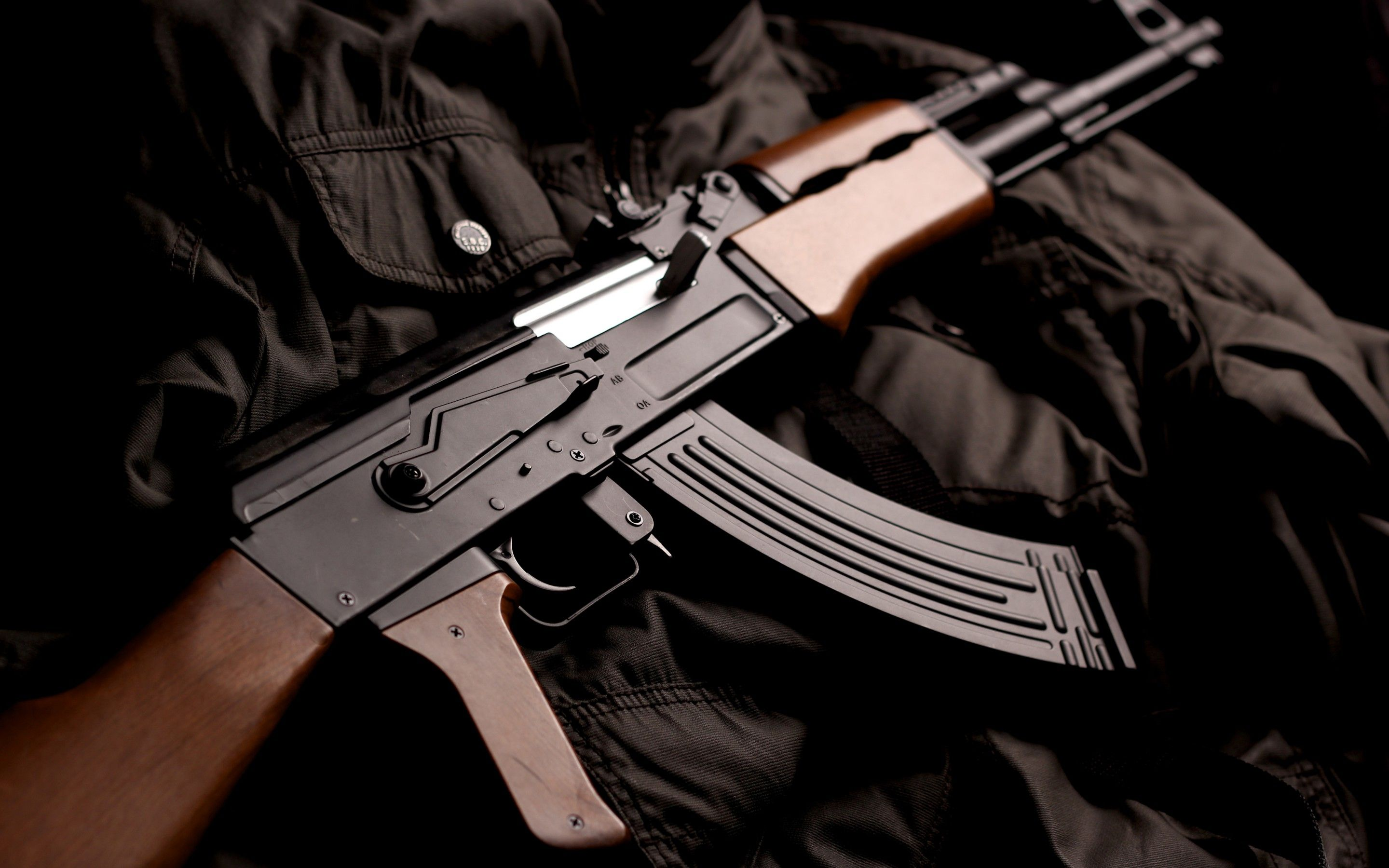 Gun Photography I Got From A Foreign Site Kalashnikov Rifle Wallpaper Backgrounds Wallpapers For