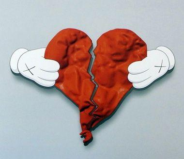 Iamaliciamialove Heartbreak Tattoo Kid Cudi Tattoos 808s Heartbreak