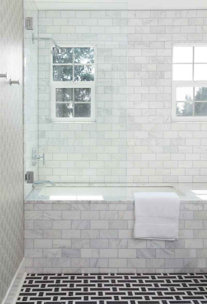 Modern Art Deco Bathroom | BATH | BY PULP DESIGN STUDIOS by Pulp ...