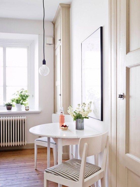 Comment Amenager Une Petite Salle A Manger Voici 43 Idees Sale