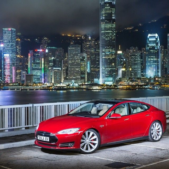 The First Right Hand Drive Model S S Are Coming To Hong Kong