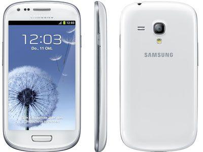 Samsung Galaxy S3 Mini Samsung Handy Samsung Galaxy S3 Handyvertrag
