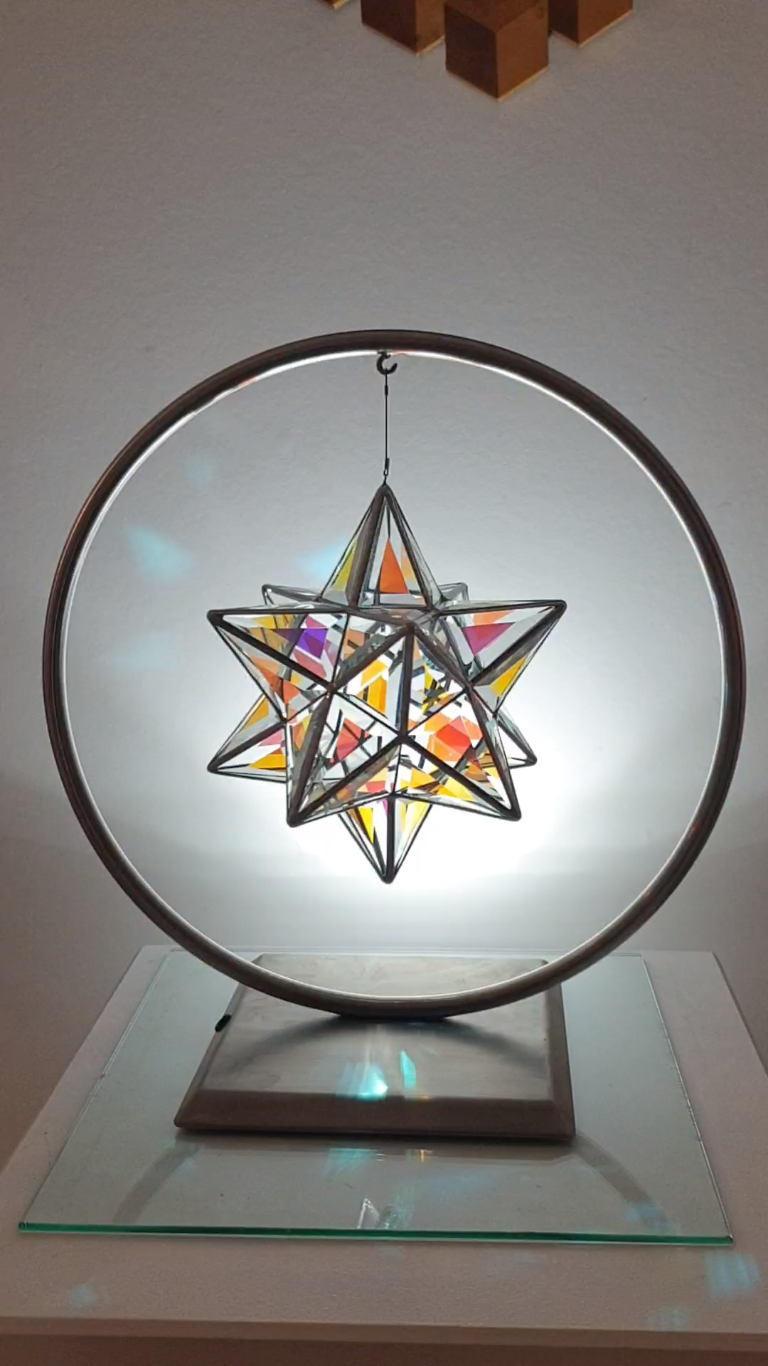 Sacred Geometry by Asaf Zakay