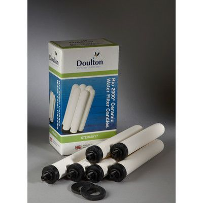 Doulton Replacement Candle Set Pack Of 6 Candle Set Set