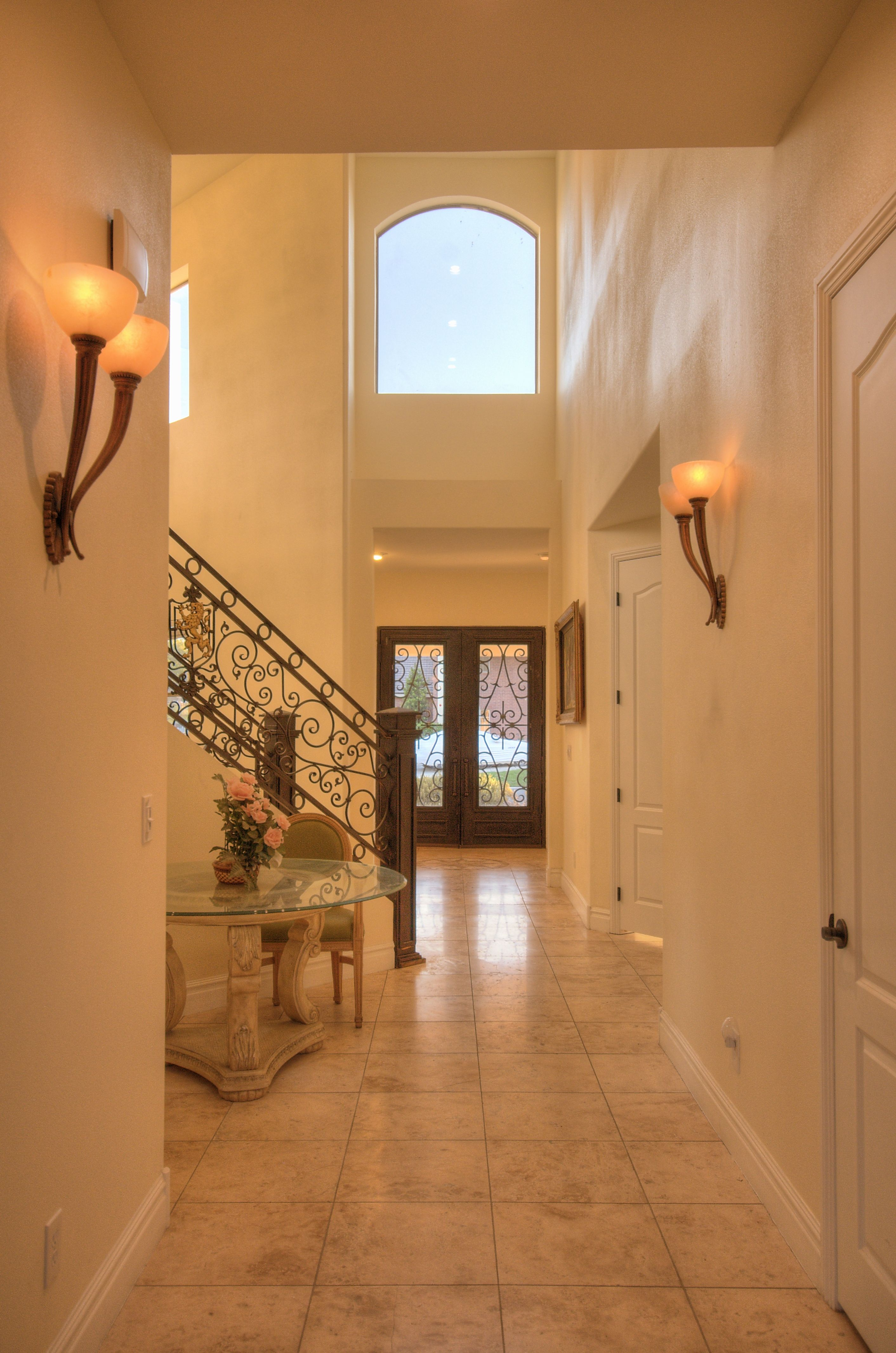 Wall Sconces Hallway Stairs