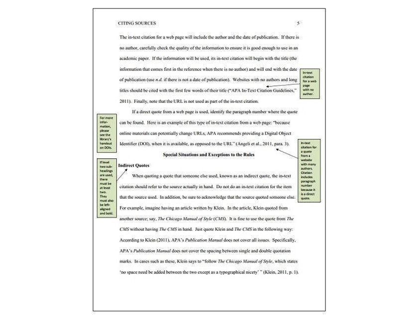 Apa Format Paper Template Comfortable Formatting Apa Guide