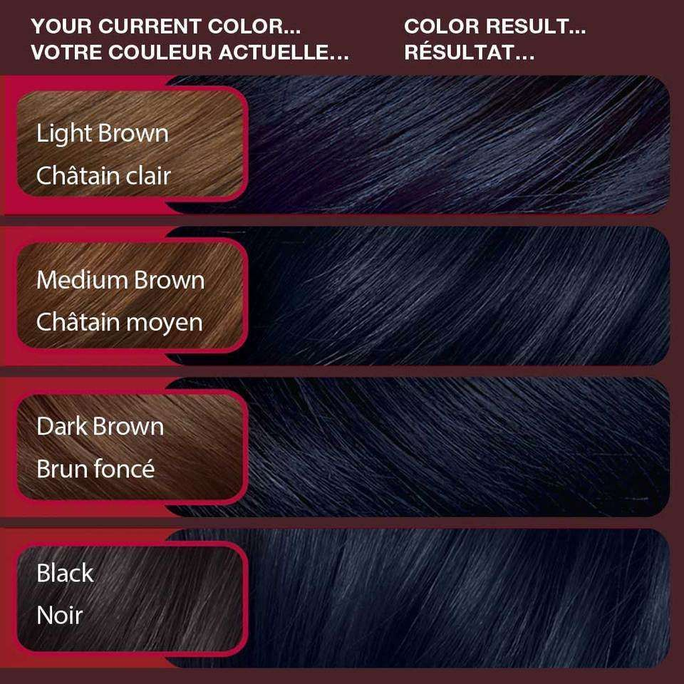 I Have Always Wanted Blue Hair Vidal Sassoon London Luxe Midnight