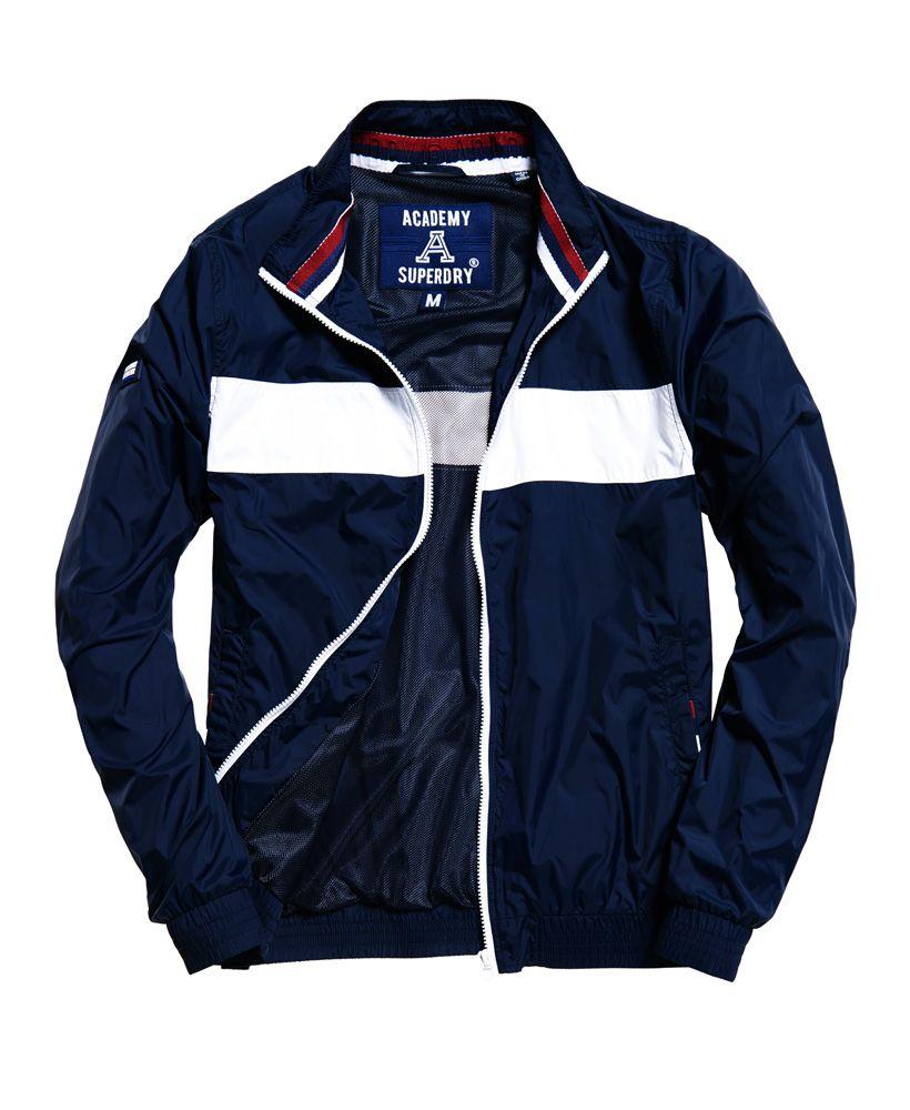Superdry Academy Club House Jacket Sweat Hoodie Jackets House Jacket [ 1000 x 820 Pixel ]