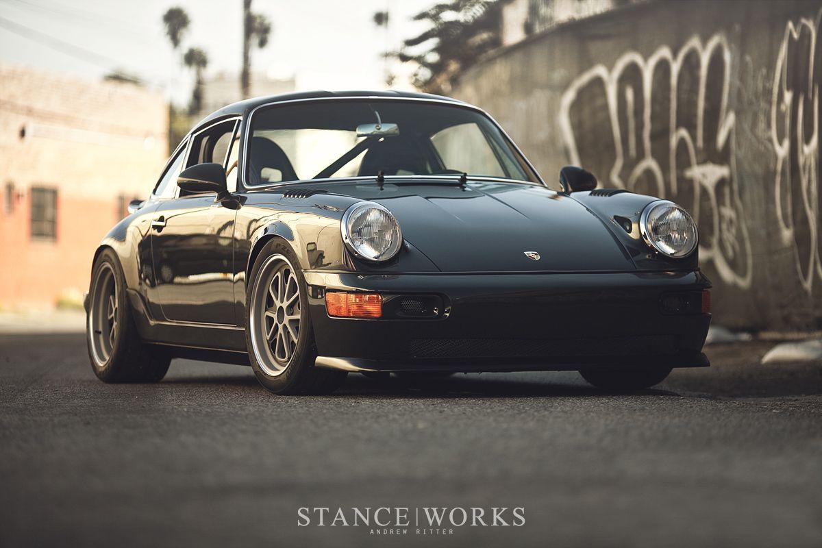 magnus-walker-porsche-911-964-outlaw | Cars | Pinterest ...