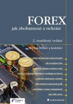 Michal Stibor, Kolektív autorov: FOREX – jak zbohatnout a nekrást 2. rozšířené vydání