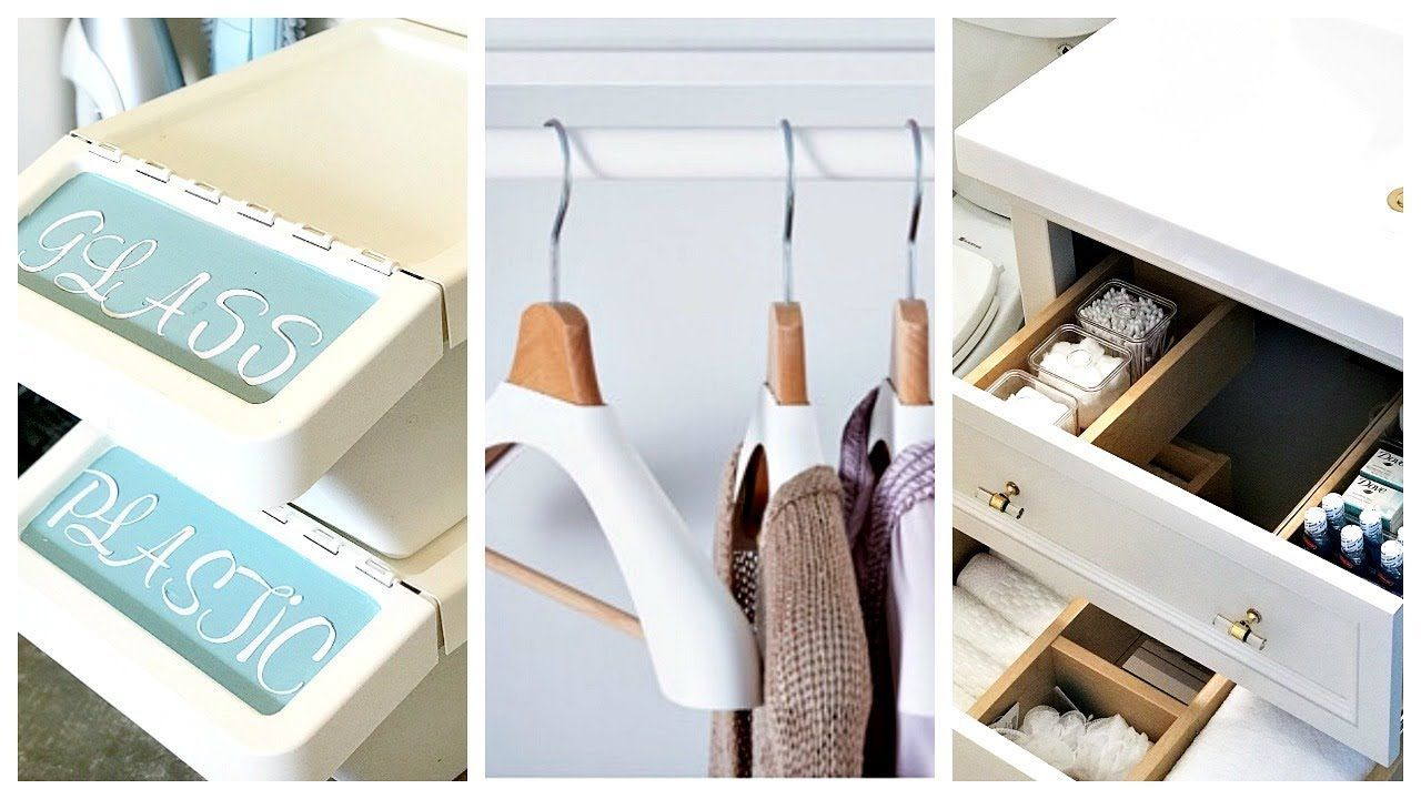 NEW! Under $20 IKEA Best Home Organization Solutions | Home ...