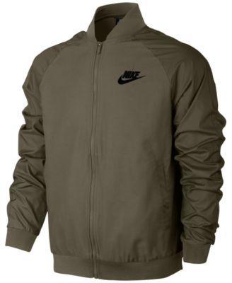 8c09d7ea9 NIKE Nike Men'S Woven Players Bomber Jacket. #nike #cloth # coats ...