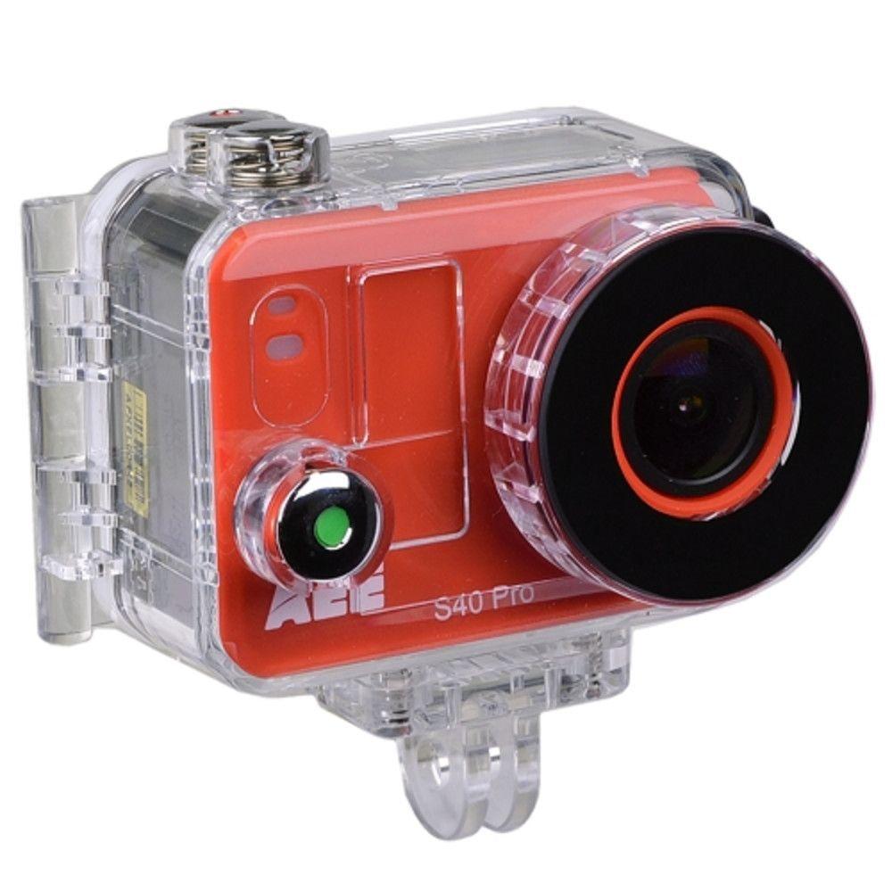 Aee S40 Pro 1080p Action Camera Kit W 16mp Photo Capture