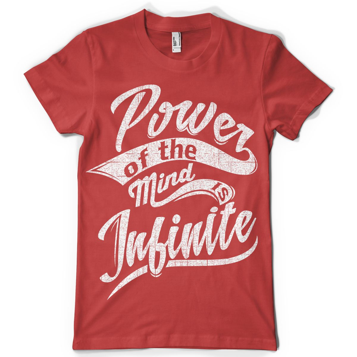 Corel draw vs photoshop for t shirt design - Power T Shirt Design Features A Detailed Screen Print Of Typographic Message Now Available For Adobe Illustrator Adobe Photoshop And Corel Draw And Can Be
