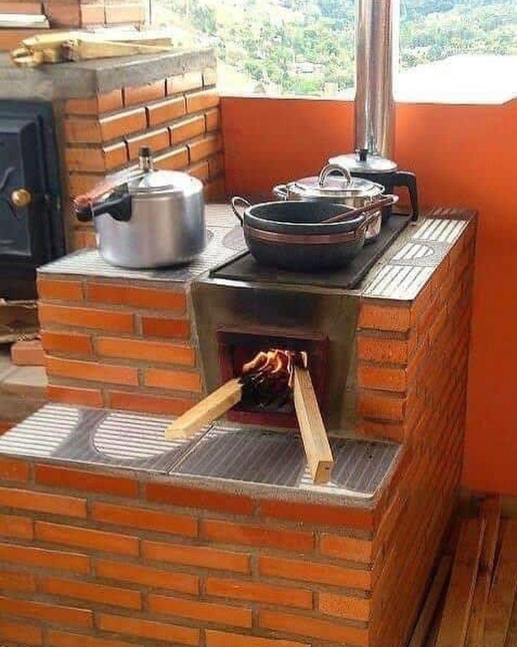 7 Ideas De Ceramica Hornos Artesanales Fogón De Barro Cocina A Leña