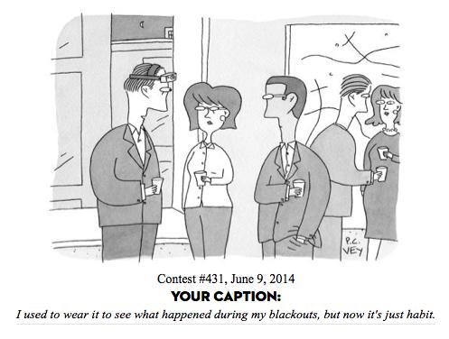 New Yorker Cartoon Caption Contest Attempt 431 Cartoon Caption Contest Caption Contest New Yorker Cartoons